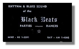 Black Beats - Image Courtesy of Stan Boutilier