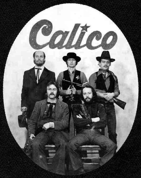Calico - Image courtesy of Bob Gallagher