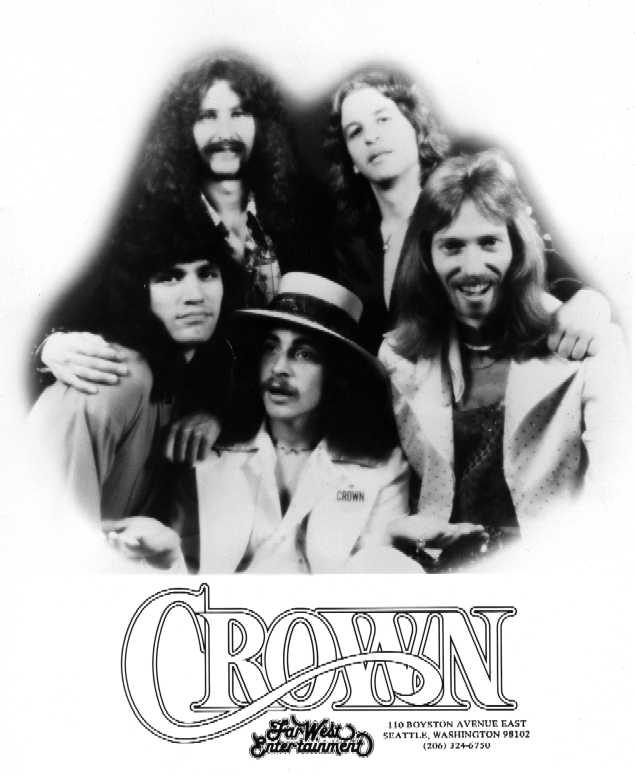 Crown in About 1978 - Photo Courtesy of Dan Sanders