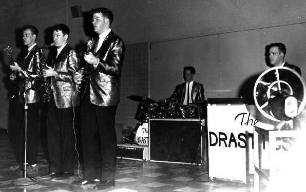 The Drastics - AKA THe Sonics- Photo Courtesy of Ken Raby