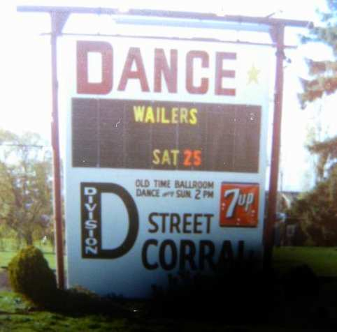 The Wailers at D Street - Image courtesy of Patty Hill