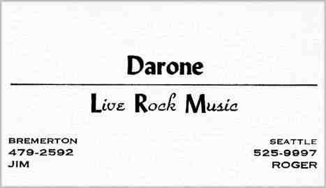 Darone - Image courtesy of Roger Nick