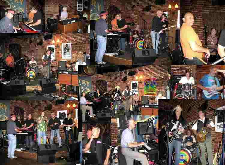 Collage of the Jam-O-Rama 2010 All Stars