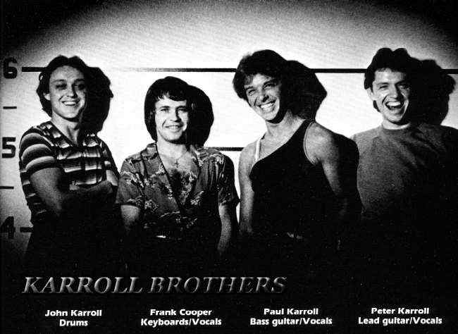 Karroll Brothers - Photo courtesy of Alan Burns