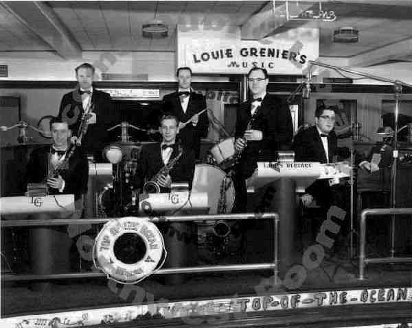 Louis Grenier Orchestra - Image from Tacoma Public Library - Richards Studio Collection D65053- 4