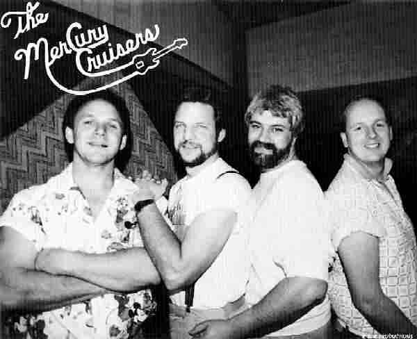 The MerCury Cruisers in 1985  -  Photo Courtesy of Rich Budinich