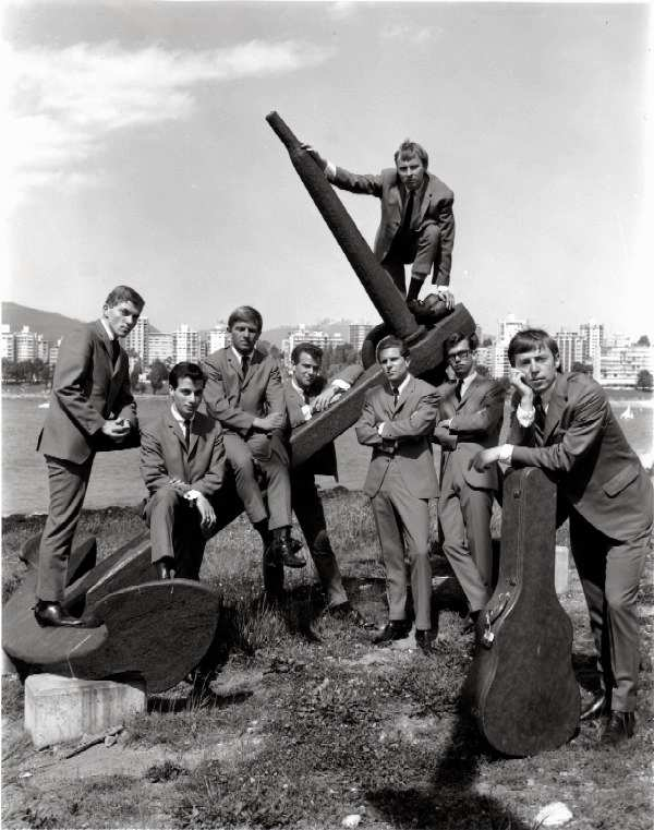 Vancouver Playboys - Photo courtesy of Garnet Hunt
