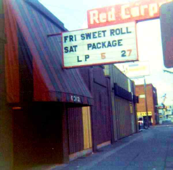 The Red Carpet - Tacoma