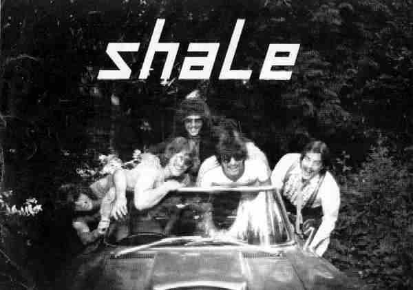 Shale - Photo Courtesy of Chris Bentley