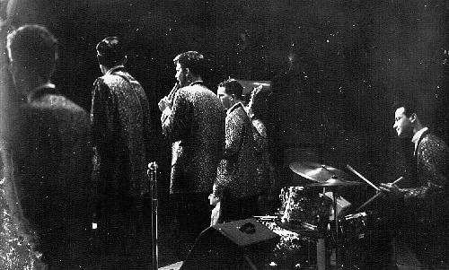 The Solitudes in 1964 - Photo Courtesy of Rudy Bachelor