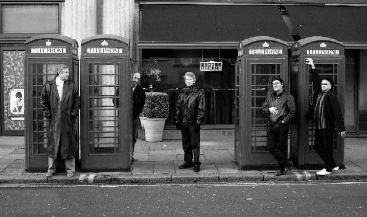 The Sonics in London - March 2008 - Photo by Coleen Wilhelm