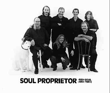 Soul Proprietor - Photo Courtesy of Vance Johnson