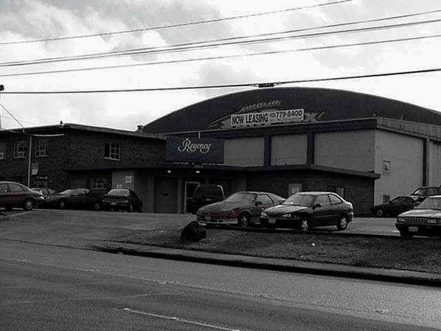 Tacoma SPorts Arena - Photo by Sam Carlson - 2001