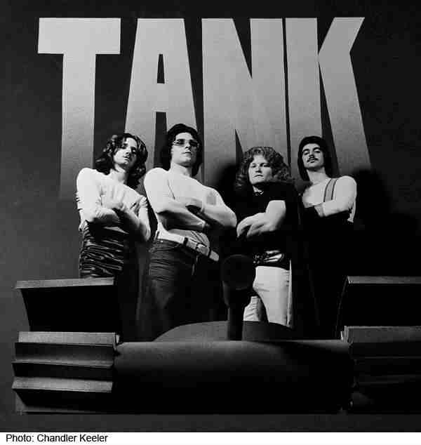 Tank - Photo by and Courtesy of Chandler Keeler