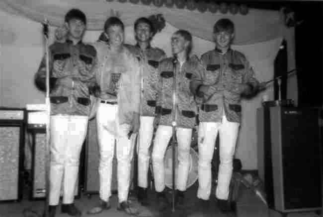 The WAYDS - Winning 1968 Teen Fair - Photo Courtesy of Dick Schalk