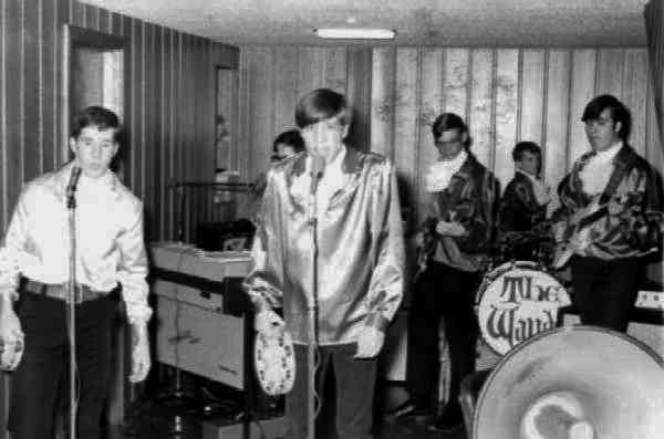 The WAYDS - Early 1967 - Photo Courtesy of Dick Schalk