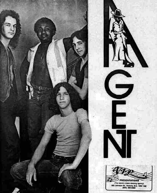 Agent - Courtesy of Royal City Music Project