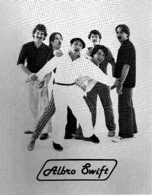 Albro Swift Band - Photo Courtesy of Keith Nordquist