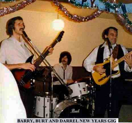 Barry Ensign Combo at a New Year Event