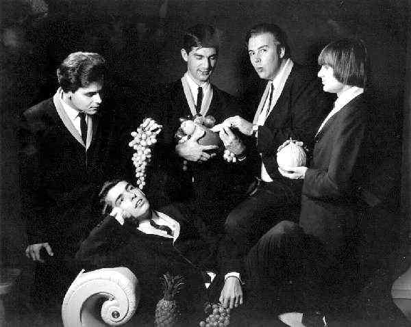 The Beachcombers in 1965 - Photo Courtesy of Stan Foreman