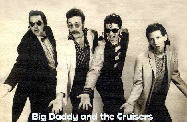 Big Daddy and the Cruisers - Photo Courtesy of Mark Tudd Thumper Hotton