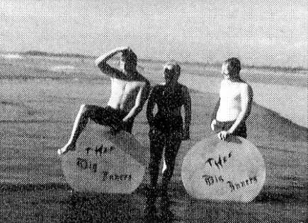 The Big Inners - Photo - Norton Records
