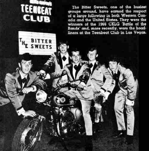The Bitter Sweets - Photo Courtesy of Lawrence Miller