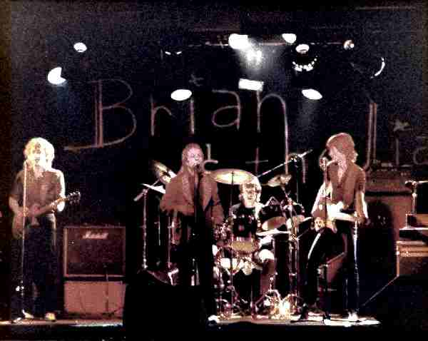 Brian and The Liars - Vancouver, BC - Photo Courtesy of Brian Holden