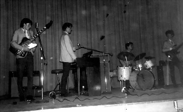 The Briars in 1965 - Photo Courtesy of Larry Kulai
