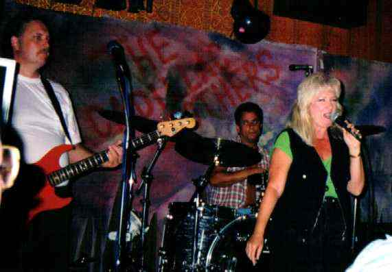 Cadillac Brothers Band with Stella Chapman - Photo Courtesy of Rich Chapman
