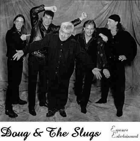 Doug and the Slugs - Photo Courtesy of Exposure Entertainment