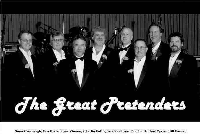 The Great Pretenders Today - Photo by: Dale Marie - Courtesy of Ron Smith