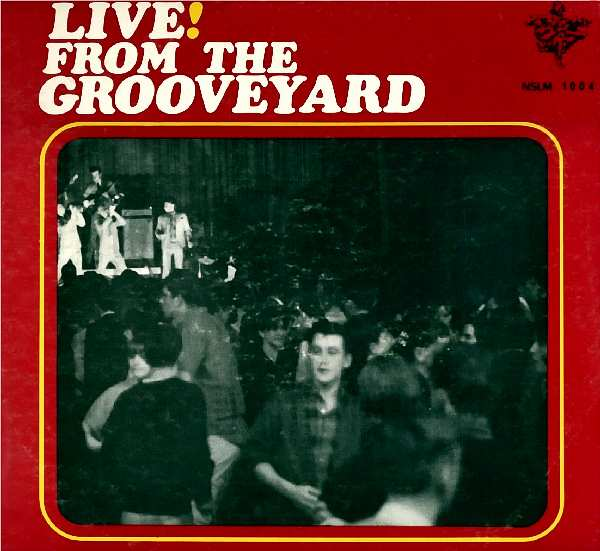 Live From the Grooveyard - Image courtesy of Joe Cochlin