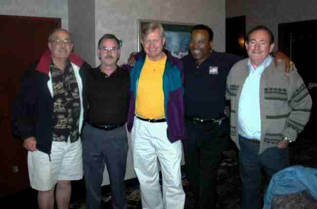Le Sabres Reunion - Photo Courtesy of Duane Gusse