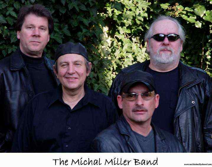 Michal Miller Band