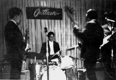 The Outlaws - image courtesy of Bill Neithercoat
