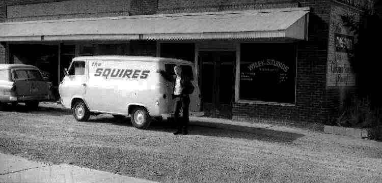 The Squires - Photo courtesy of Paul Jones
