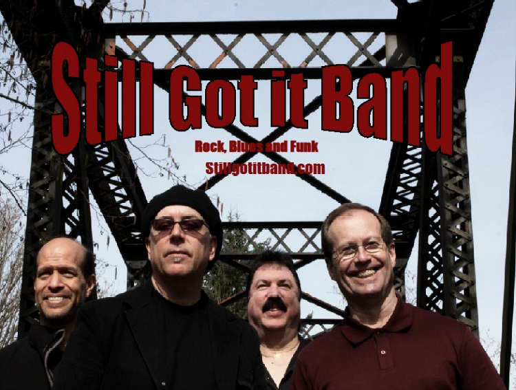 Photo Provided Courtesy of Glenn McCarty and The Still Got it Band
