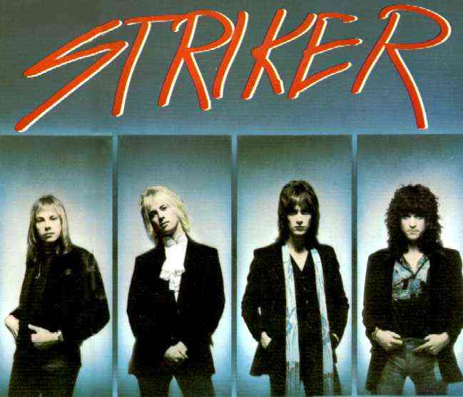 Striker - Image from The Album - Courtesy of Rick Randle