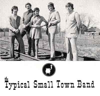 Typical Small Town Band - Courtesy of Bruce Howie